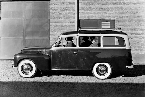 Volvo PV445 Duett, 1953.