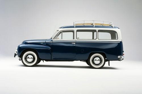 Volvo PV445 Duett, 1958.