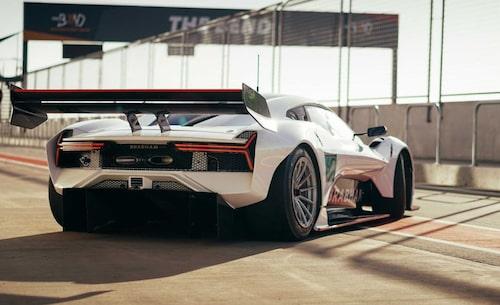 Brabhams nya fabrik ligger i närheten av Bend Motorsport Park, där bilen testats