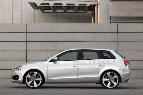 Det är i det här utförandet Audi A3 kommer att sälja bäst.