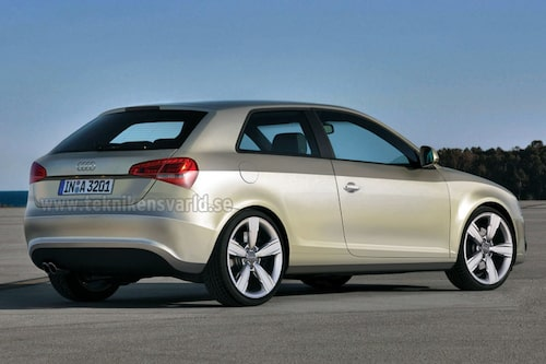 En ny generation Audi A3 är ett måste för att tyskarna ska vara med i Golf-klassen. Är nu också på gång.
