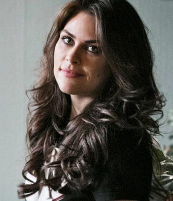 Amelia Widell, grundare och designer på Meli Meli.