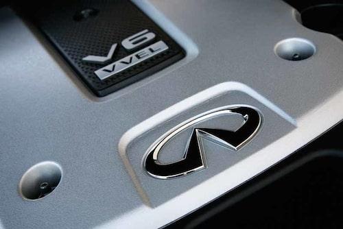 V6:an göms under ett rejält plastsjok.