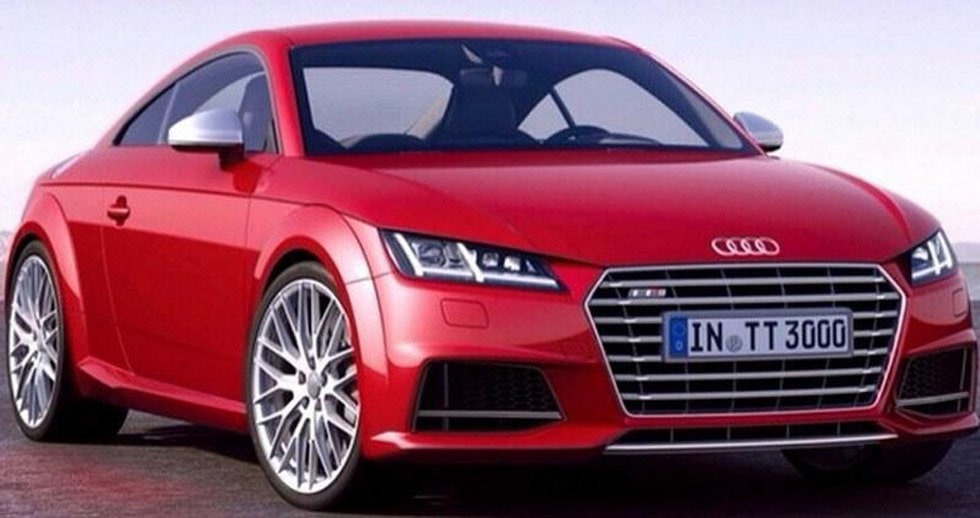 Nya Audi TTS 2015