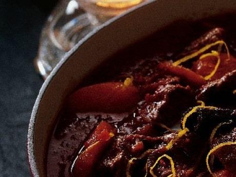 Recept på lammgryta med kanel och anissmak