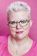 Suzanne Larsdotter, sexolog.