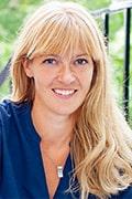 Sissela Nutley, hjärnforskare.