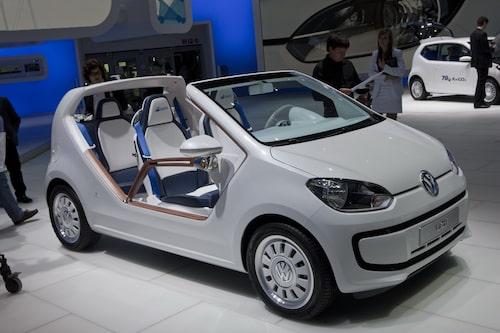 Volkswagen Up Azurra