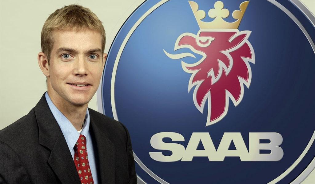 Martin Larsson ny vd för Saab?