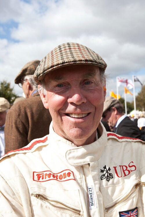 Richard Attwood tog Porsches första förlösande seger vid 24-timmars på Le Mans 1970 med mytomspunna 917-modellen. När han inte tar sig tid till att träffa Teknikens Världs läsare så tävlar han fortfarande (i alla fall fram till 2019) på Goodwood.