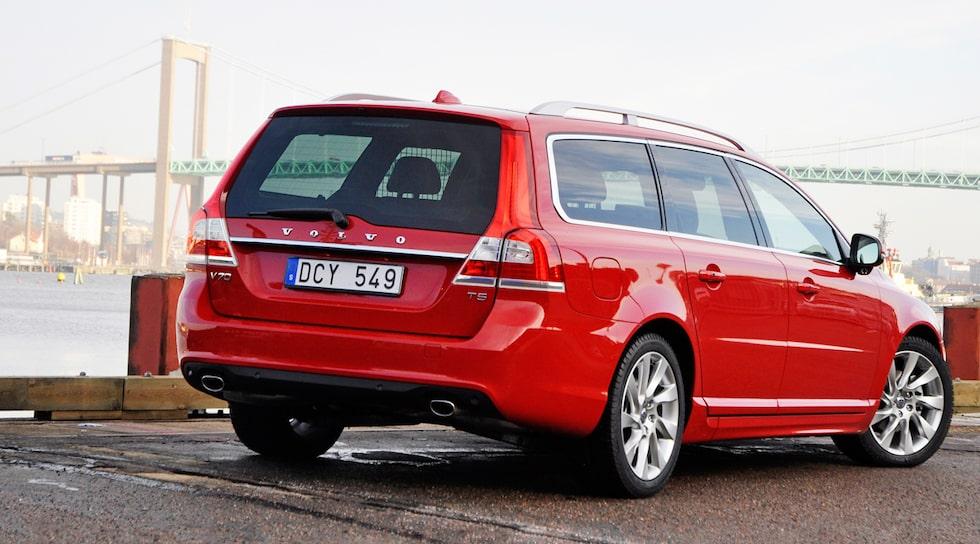 Volvo V70 T5 VEA