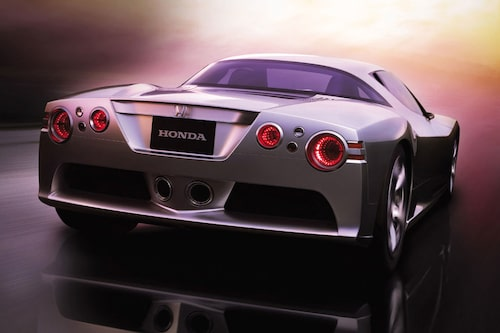 Honda HSC Concept från 2003