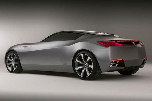 Acura Advanced Sports Car Concept från 2011