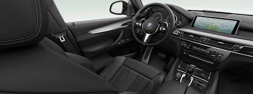 BMW X6 M Sport 2015