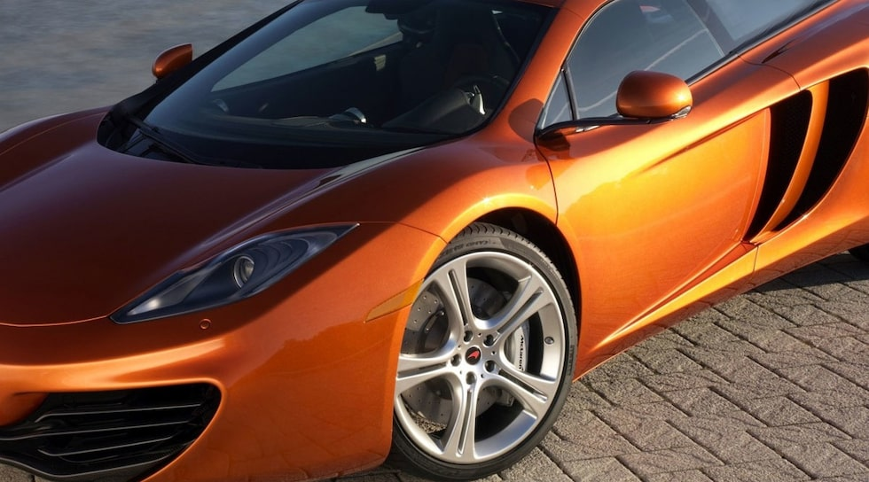 McLaren Shooting Brake