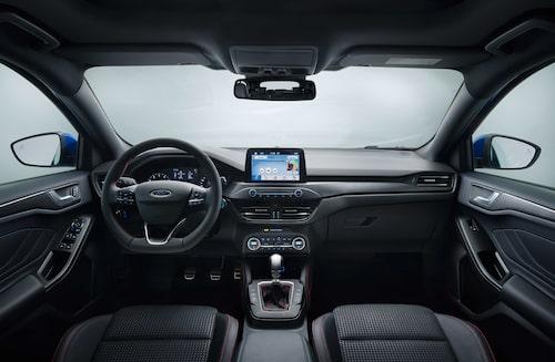 Nya Ford Focus.