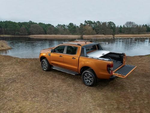 Wildtrak är en toppversion av Ford Ranger.