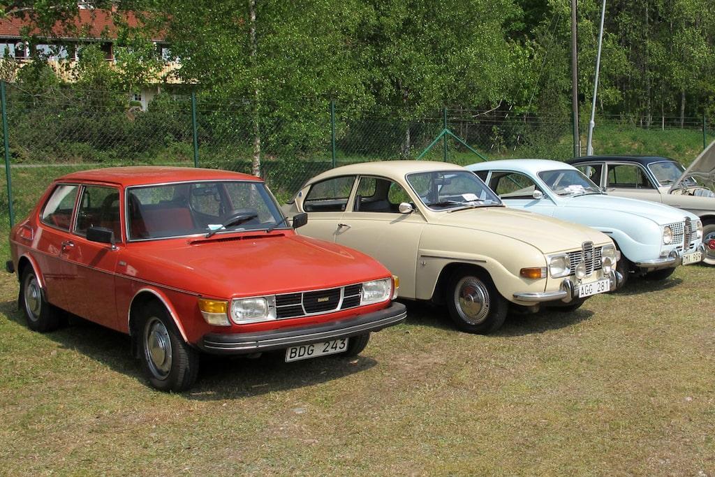 Saab 99 och Saab V4