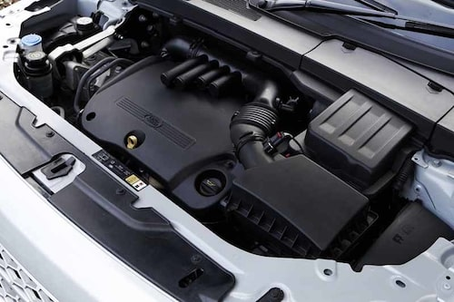Förändringarna syns inte, det är startmotorn och generatorn som ändrats.