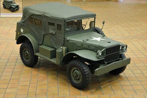 Dodge 4x4 Command Car 1942