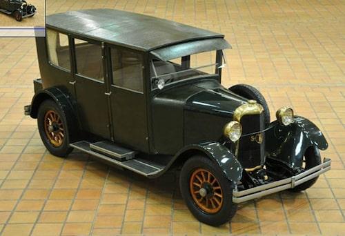 Panhard Levassor X47 Limousine Weymann 1924