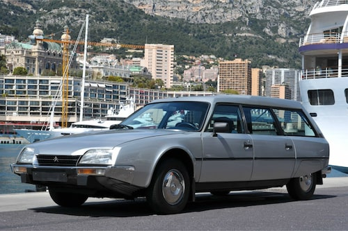 Citroën CX Reflex D Break 1981