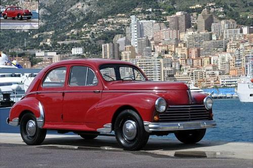Peugeot 203 C Berline 1958