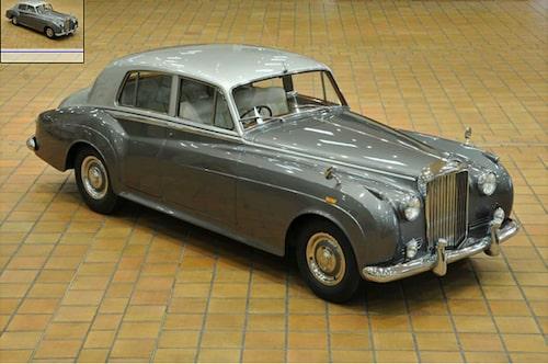 Bentley S1 Berline 1956