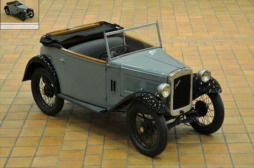 Austin Seven Roadster 1933