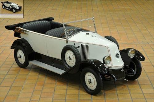 Renault KZ Torpédo 1926