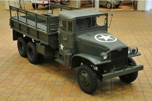 GMC CCKW 3A1 6x6 1943