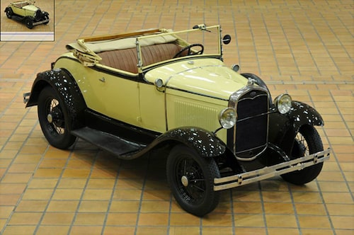 Ford A Roadster 1930
