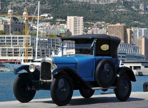 Citroën 5 HP Cabriolet 1925