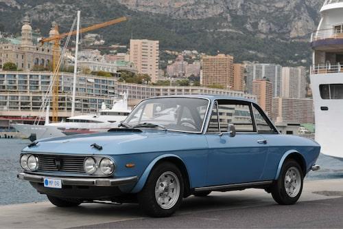 Lancia Fulvia 1,3 S coupé 1972