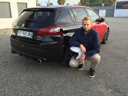 Lackeringen är döpt till Coupe Franche. Erik Wedberg är även döpt till Birger.