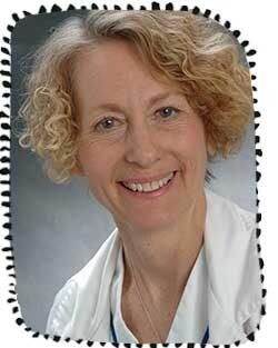 Marie Studahl, överläkare och docent i infektionssjukdomar