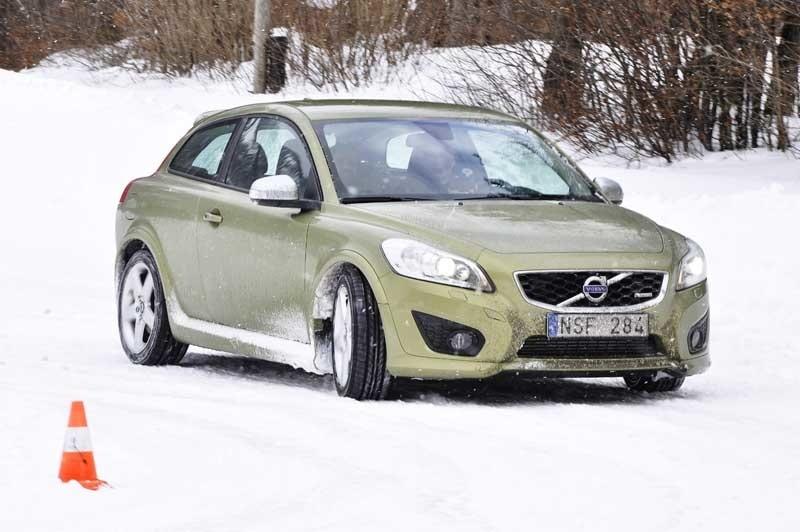 Provkörning av Volvo C30 2,0D