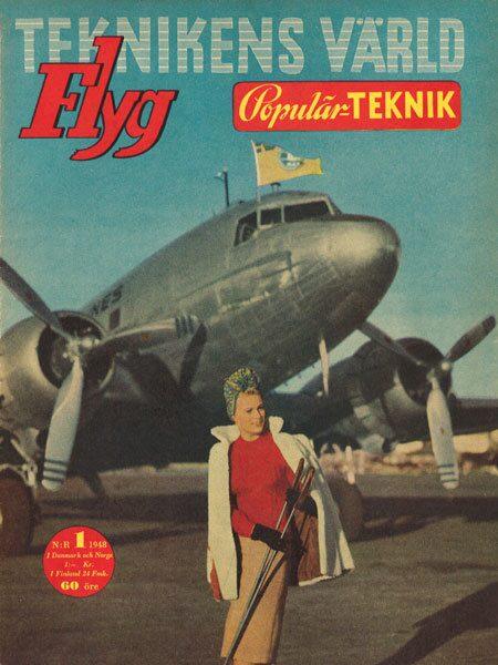 Teknikens Värld nummer 1 / 1948