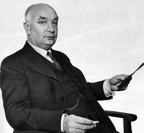Per Albin Hansson under 1930-talet.