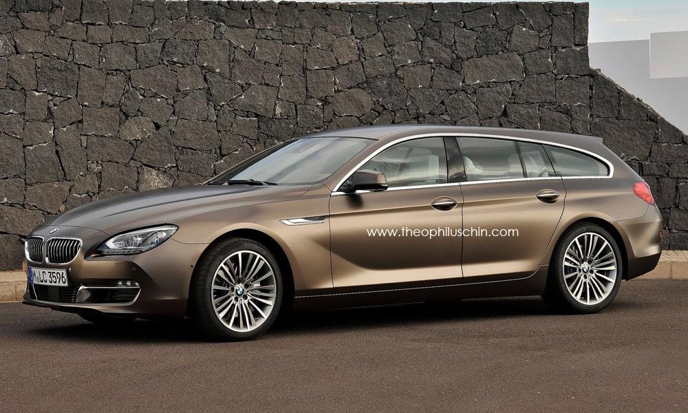 BMW 6-serie Gran Touring