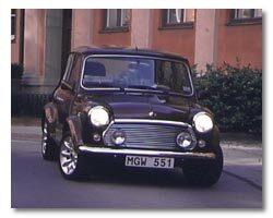 Rover Mini 40
