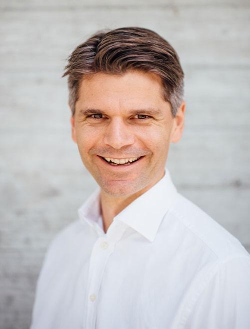 Andreas Stenberg, vd Årets Kock. Foto: Madeleine Landley