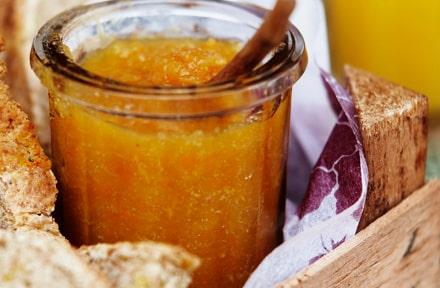 Rårörd apelsinsylt