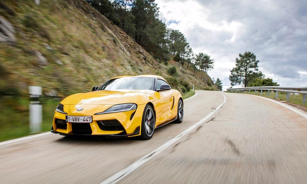 Utseende och körglädje i första hand! Nya GR Supra ska ändra folks uppfattning om Toyota.