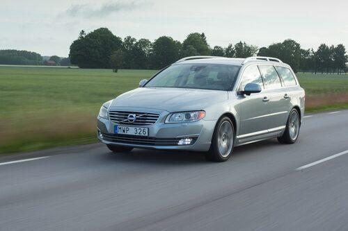 Plats 1: Volvo V70, 20 290 sålda exemplar.