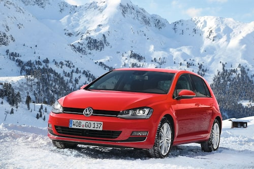 Plats 4: Volkswagen Golf, 11 238 sålda exemplar.