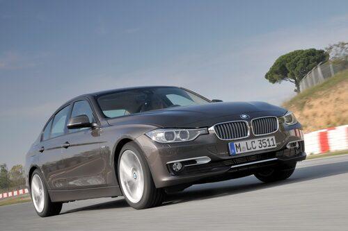 Plats 8: BMW 3-serie, 5 996 sålda exemplar.