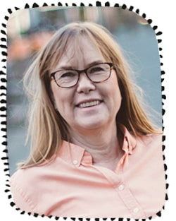 Ingela Wiklund, barnmorska och forskare.