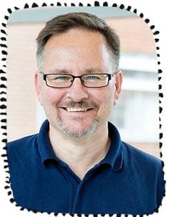 Ola Andersson, neonatolog, Skånes universitetssjukhus/Lunds universitet