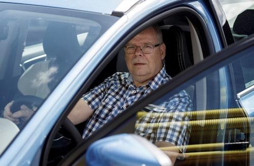 Göran Andersson började med en PV 1976. Numera rattar han miljonte XC60:n.